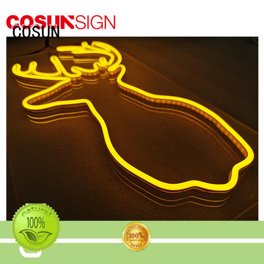 New neon sign phrases popular manufacturers for promotion