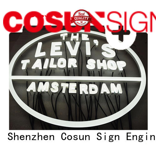 COSUN hot-sale pink neon sign factory for promoting