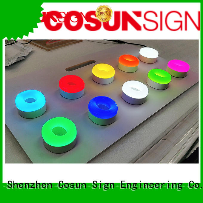 COSUN High-quality create neon sign manufacturers for restaurant