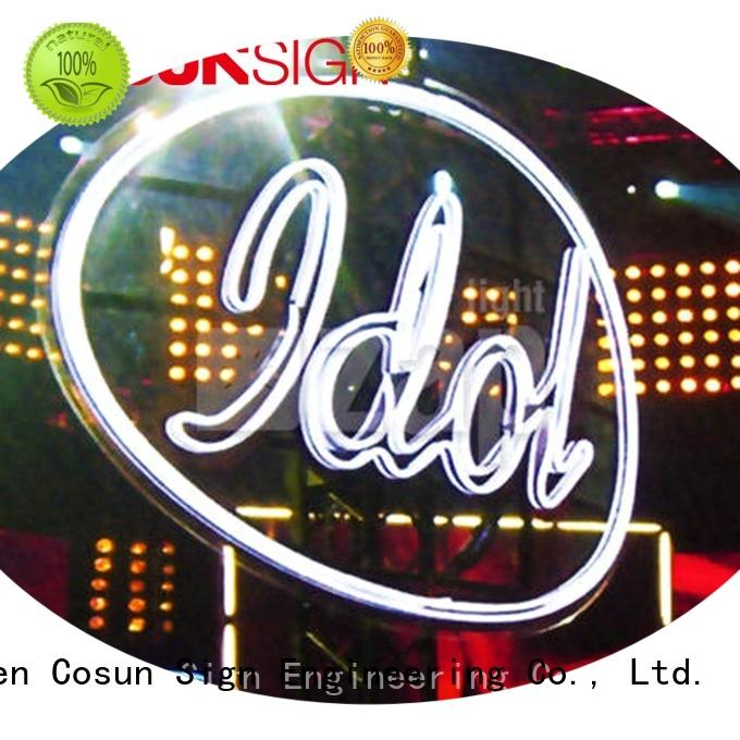 Custom get neon sign made hot-sale Suppliers