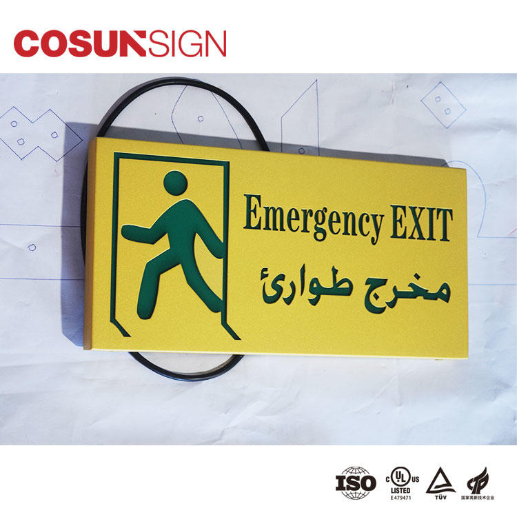 COSUN all size antique door signs Supply for shop-1