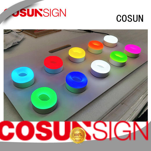 COSUN hot-sale custom made neon signs for business for decoration