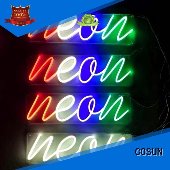 High-quality neon pub signs hot-sale for business for decoration