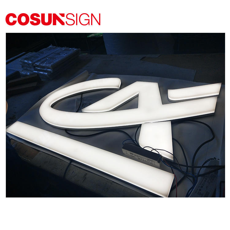 COSUN high-quality acrylic signage philippines for restaurant-2