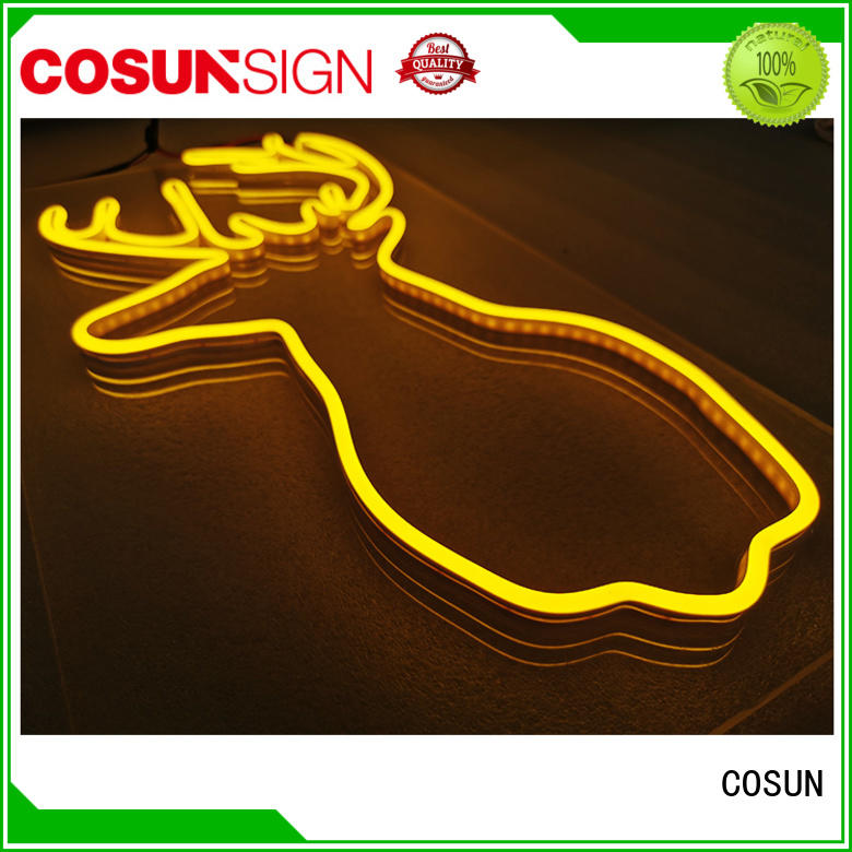High-quality neon signs for home use popular for business for promotion