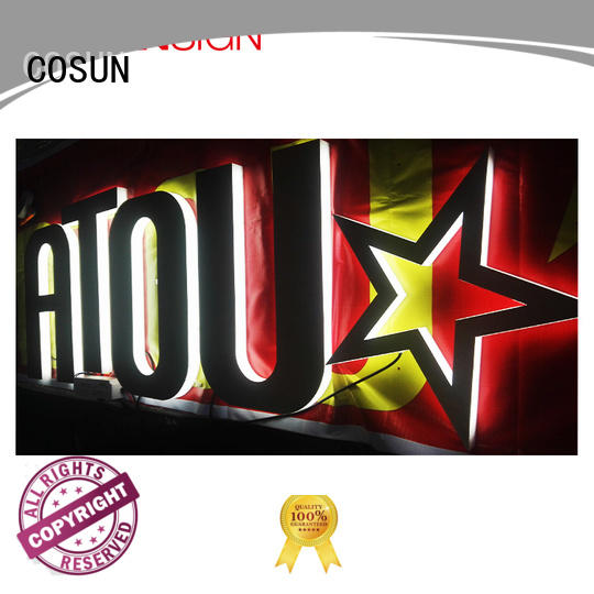 COSUN competitive price 5 x 7 acrylic sign holder for tabletops for pub club