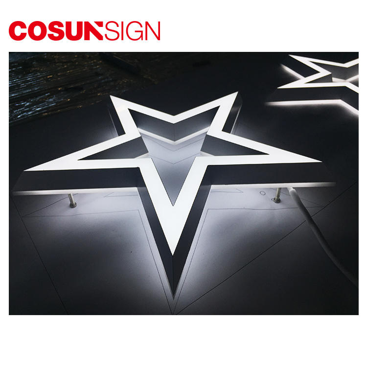 COSUN Custom directional signs Supply for restaurant-2