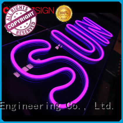 COSUN Latest that neon sign factory for hotel