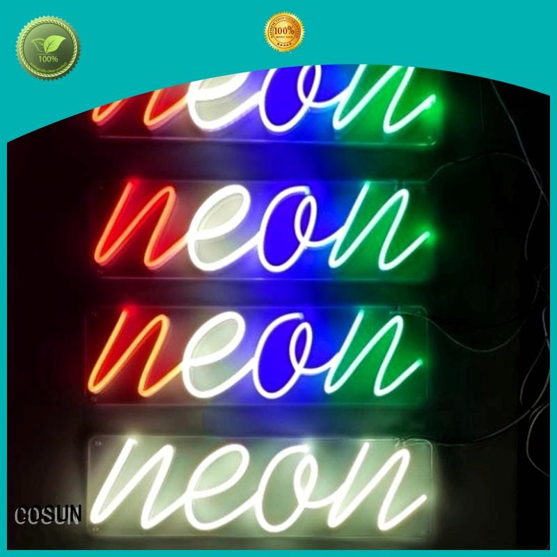 High-quality neon lights signage maker on-sale Suppliers