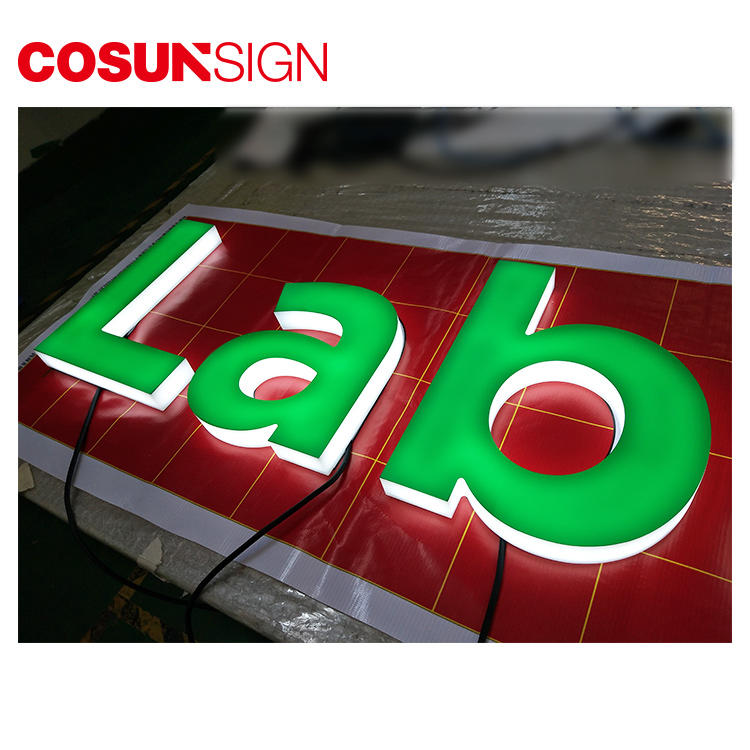 COSUN New commercial sign holders easy installation for shop-2