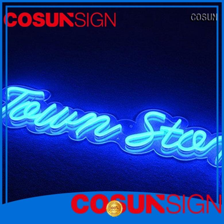 Custom where can i buy neon signs on-sale Suppliers for hotel