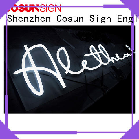 COSUN on-sale home neon sign bulk production