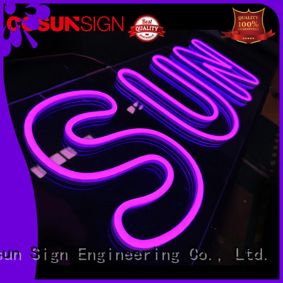 COSUN on-sale cheap neon signs company for decoration