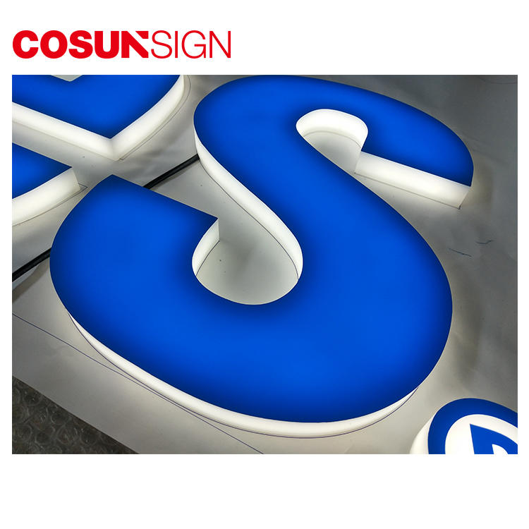 COSUN Custom perspex signs online new for pub club-1