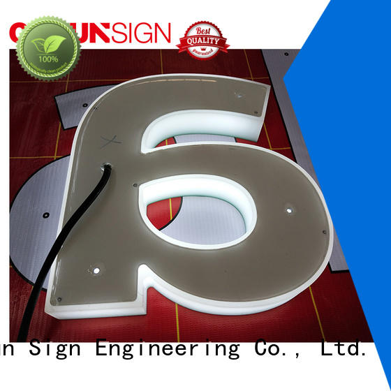 Best welcome sign holder competitive price Suppliers for pub club