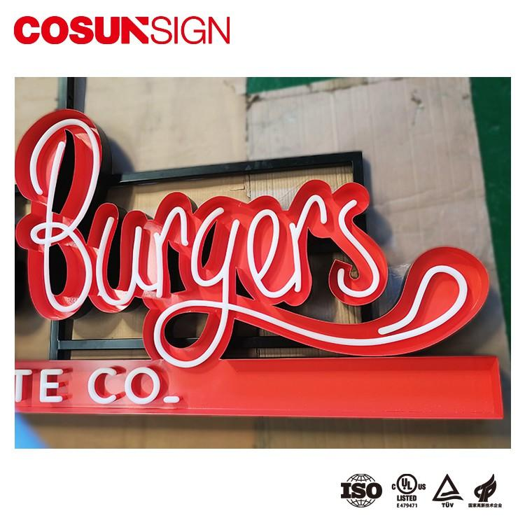 New big neon signs eye-catching Suppliers for decoration-2
