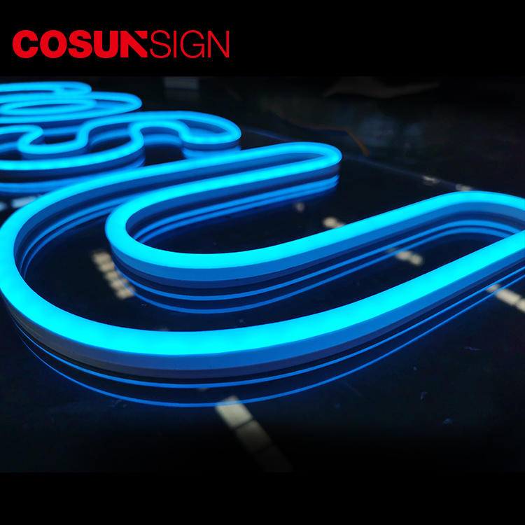 COSUN eye-catching pink neon light factory for promoting-2