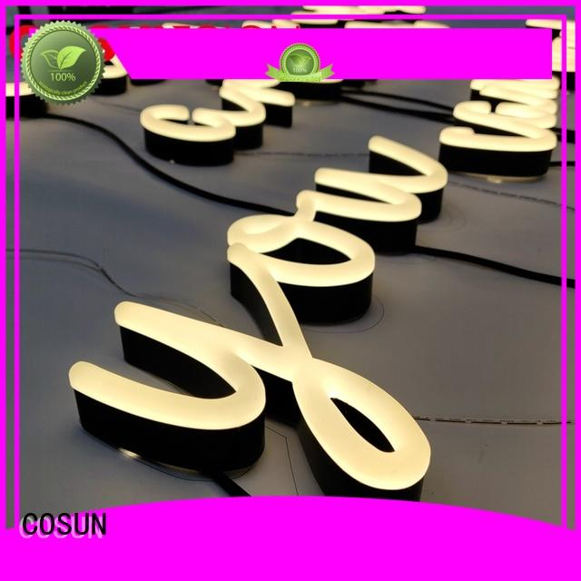 COSUN on-sale neon wall lamp Suppliers for promotion