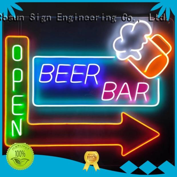 COSUN Wholesale neon light signs for sale Supply for promoting