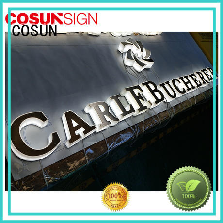 COSUN Best 12x18 sign holder for shop