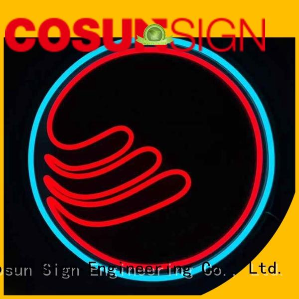 Best large neon signs hot-sale factory for promotion