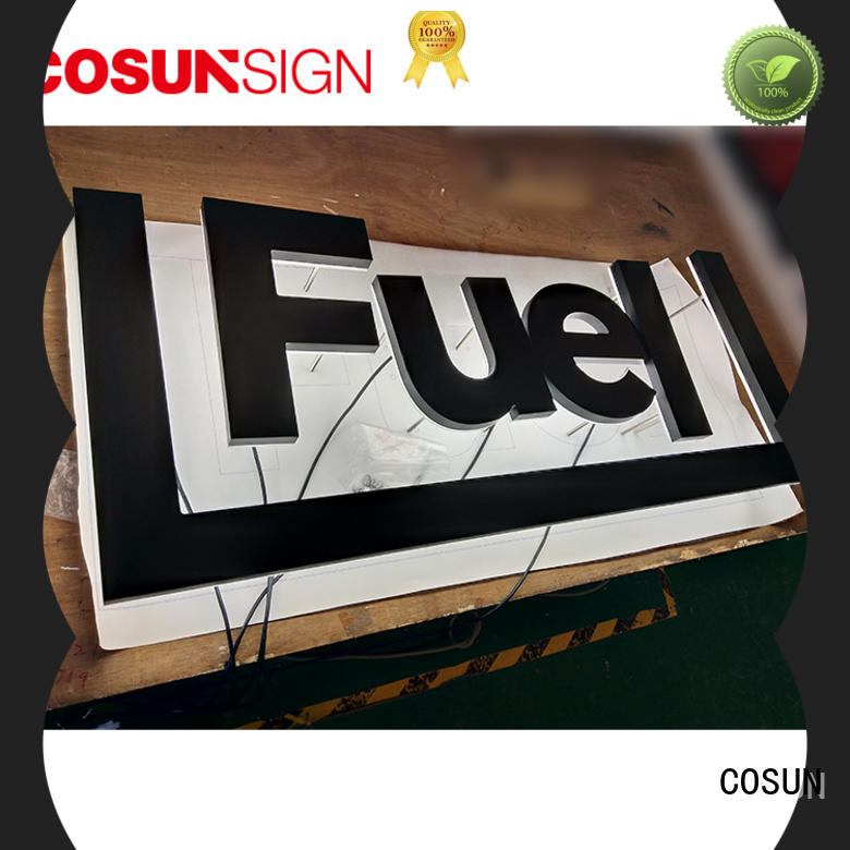 COSUN competitive price stands to hold signs factory for shop
