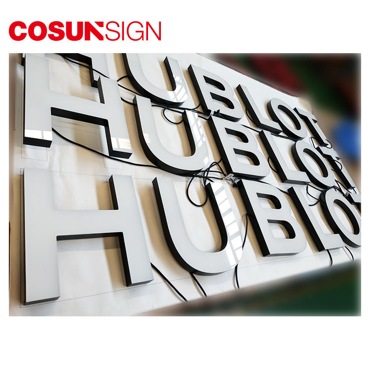 Latest adhesive sign holders clear letter Supply for restaurant-2