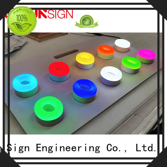 Top wholesale neon signs eye-catching Supply for restaurant
