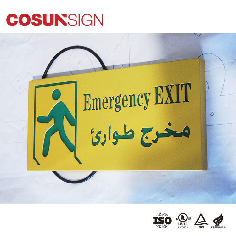 COSUN all size antique door signs Supply for shop-2