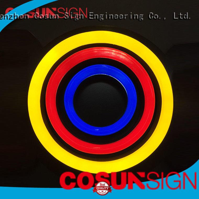 COSUN Best neon board Suppliers