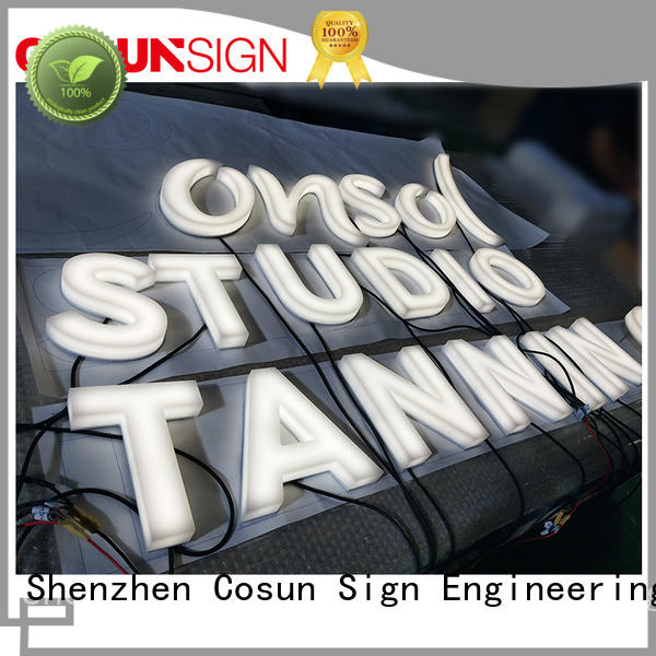 COSUN High-quality 11x17 acrylic sign holder for shop