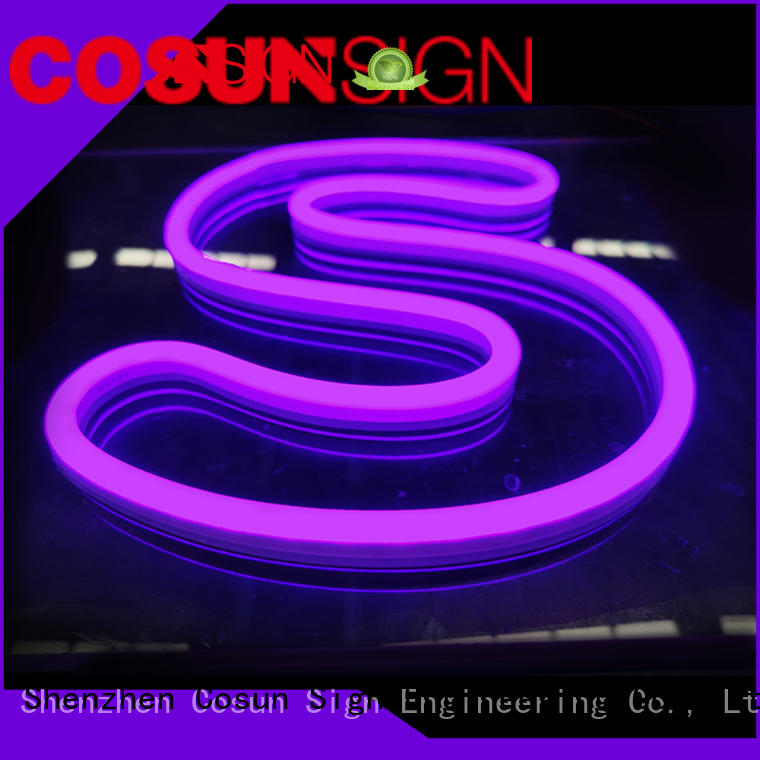 COSUN popular fluorescent bar lights Supply for hotel