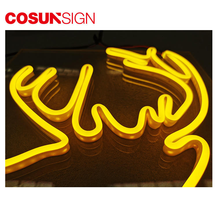 COSUN eye-catching neon light wall sign company-1