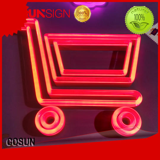 COSUN popular where to buy neon Supply for house