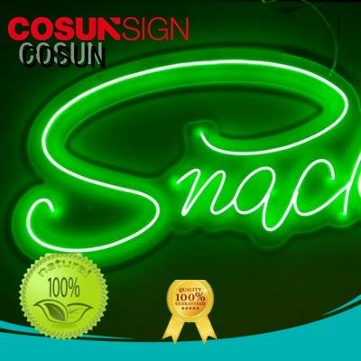 COSUN on-sale cool neon bar signs for business for decoration