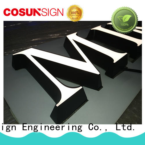 Wholesale acrylic sign block high-quality inquire now