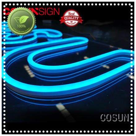 COSUN Best small neon bar signs Supply for promoting