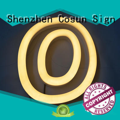 COSUN at discount neon sign light eye-catching for promoting