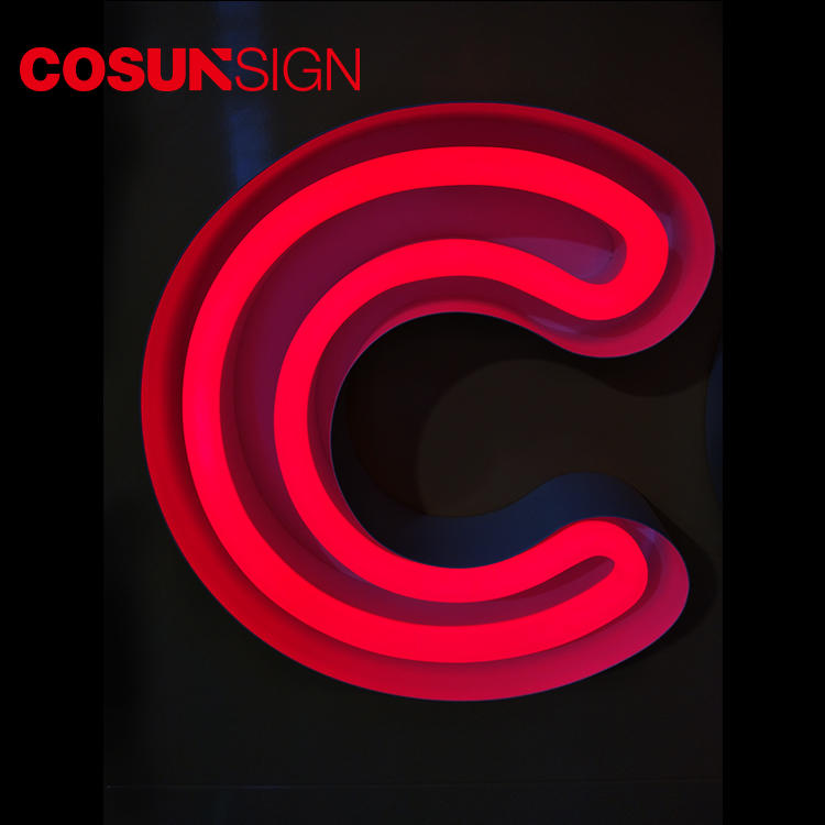 COSUN Latest neon word lights for business for restaurant-2