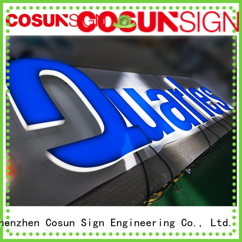 High-quality notice holders for walls clear letter manufacturers for restaurant