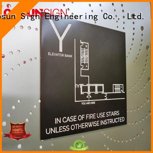 polishing bathroom door sign buy now for toilet signage