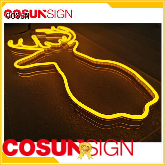 Latest neon sculpture on-sale factory check now