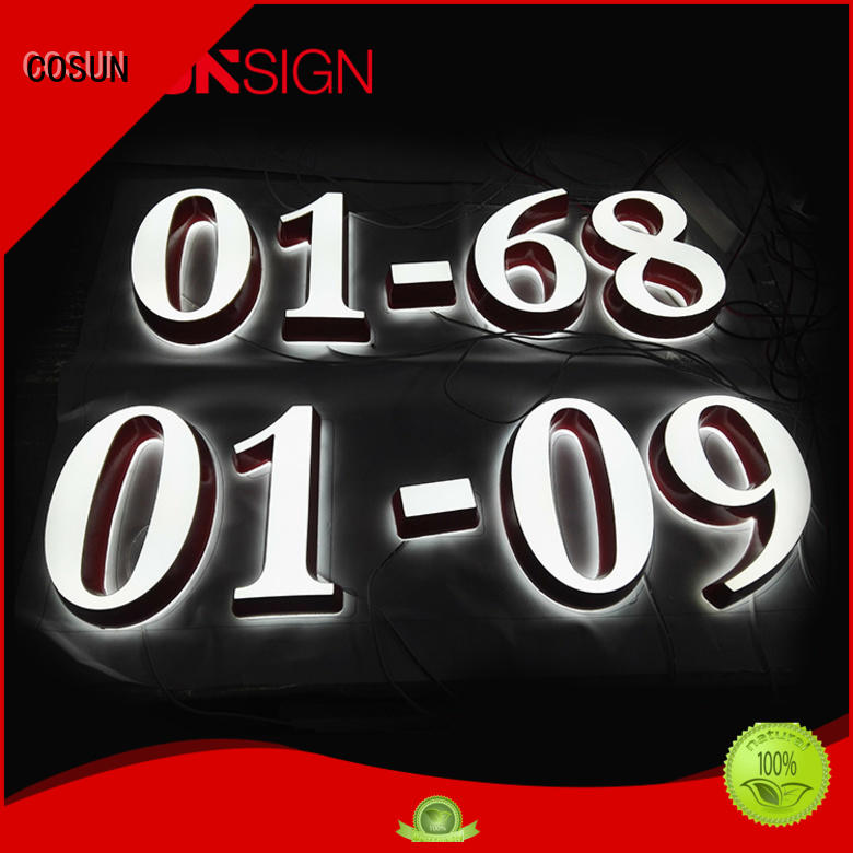 COSUN Wholesale 8.5 x 11 acrylic sign holder for tabletops Suppliers for shop
