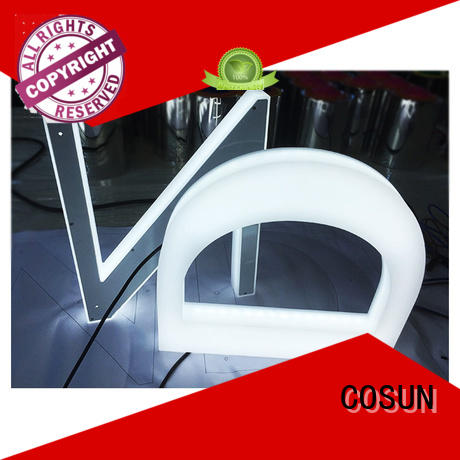 COSUN High-quality frosted colored plexiglass new inquire now