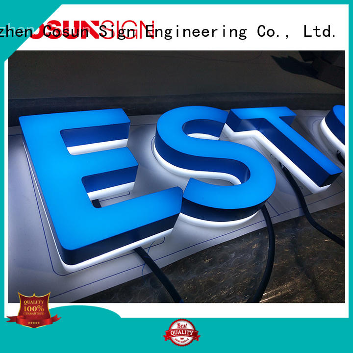 Wholesale acrylic signboard cheapest price at discount for pub club