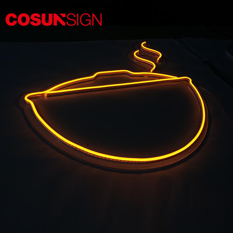COSUN on-sale glow signs factory for hotel-2
