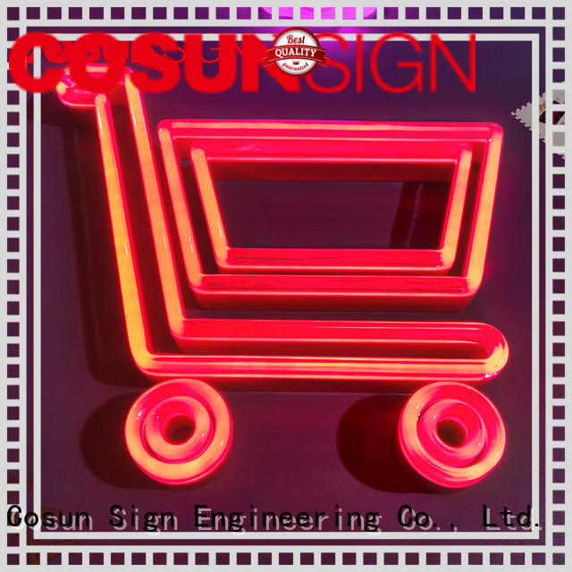 Top personalized neon bar lights on-sale Supply for restaurant