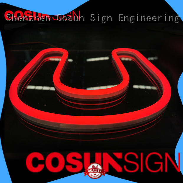 COSUN Top where can i buy neon lights for my room Supply for hotel