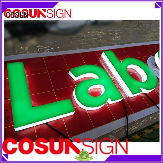 COSUN cheapest price acrylic table stand Supply inquire now