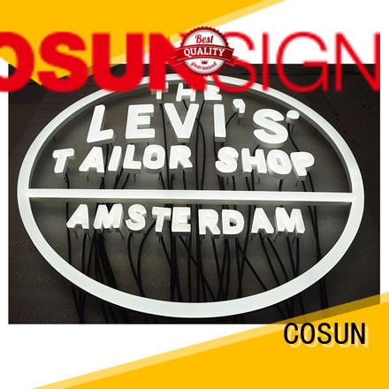 COSUN on-sale cute neon light signs Suppliers for restaurant
